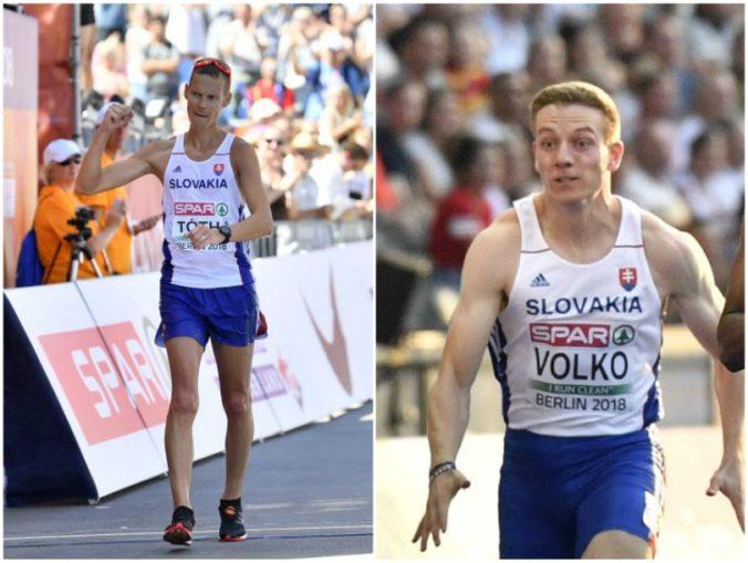 Matej Tóth sa stal atlétom roka a vyrovnal rekord Charfreitaga, obhajca Volko skončil druhý