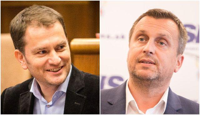 """OĽaNO vyzýva Danka, aby vyvrátil obvinenia z falšovania """"rigorózky"""" alebo sa vzdal funkcie"""