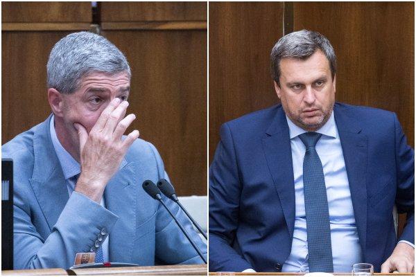 Národniari bránia Danka, osobnú zodpovednosť má len voči rodine a kritizujú Bugárovu esemesku