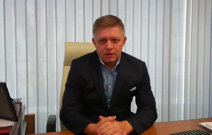 Fico sa vo videu vyjadril ku Globálnemu paktu o migrácii, ktorý je pre Smer-SD neprijateľný