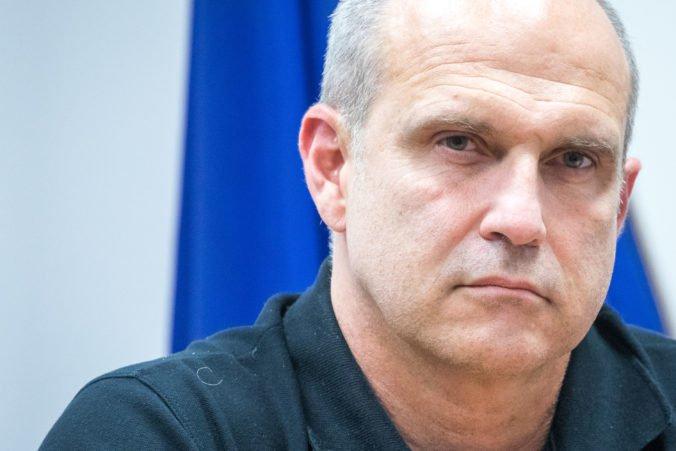 Lučanský zistil nezrovnalosti v anonymnom oznámení na organizátorov protestov Za slušné Slovensko
