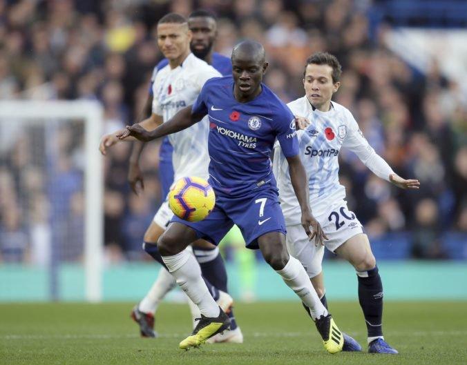 N'Golo Kanté prepíše históriu FC Chelsea, má zarábať 325-tisíc eur týždenne