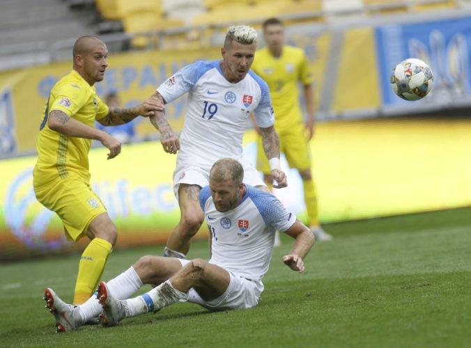 Juraj Kucka sa zranil v zápase Ligy národov, pauzovať bude možno až šesť týždňov
