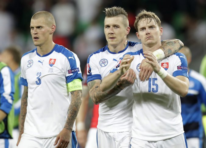 Slovenskí futbalisti budú pri žrebe kvalifikácie o postup na ME 2020 až v treťom koši