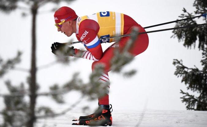 Bežci na lyžiach Johaugová a Bolšunov sa stali víťazmi pretekov klasickou technikou v Ruke