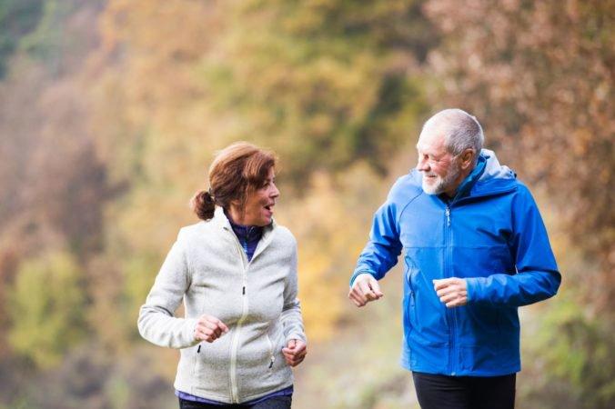 Aktívni seniori mali podobný stav organizmu ako dvadsiatnici, vedci zistili len jeden rozdiel