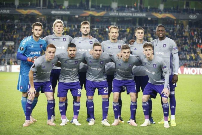 Anderlecht nezvládol generálku pred zápasom Európskej ligy so Spartakom Trnava