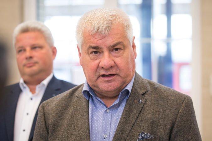 Minister Érsek vymenoval nového riaditeľa štátnych železníc, ktorý nahradil Erdössyho