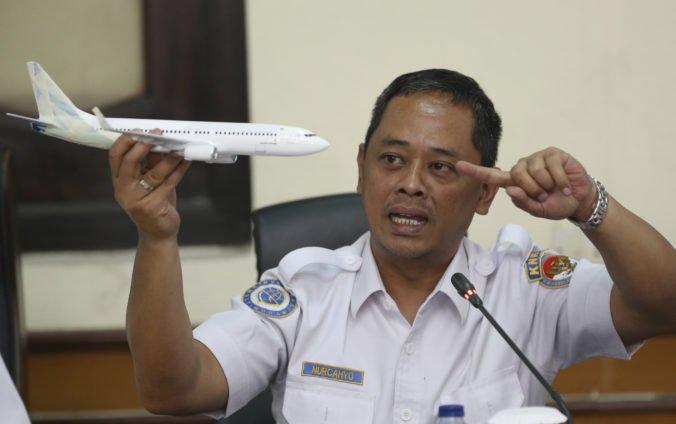 Foto: Spadnutý Boeing Lion Air nebol schopný normálnej prevádzky, piloti mali aj viacero problémov
