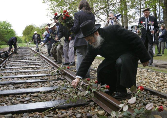 Holandské železnice chcú zaplatiť reparácie za masové deportácie Židov počas vojny