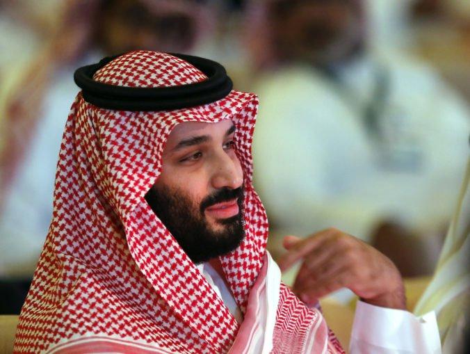 Saudskoarabskému korunnému princovi hrozí trestné stíhanie za údajné zločiny proti ľudskosti