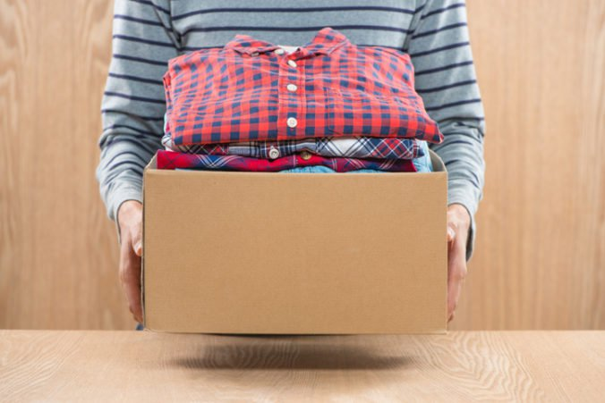 Nemocnice v Nitrianskom kraji chcú pomôcť núdznym, vyzbierali 900 kilogramov šatstva