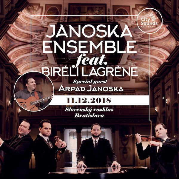 Fenomenálny Janoska Ensemble vypredal slovenské koncerty v rekordnom čase