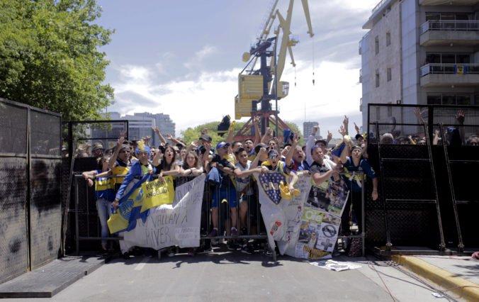 Španieli deportovali fanúšika Bocy Juniors pre rozsiahly register trestov