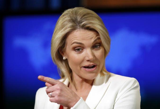 Donald Trump nominoval za veľvyslankyňu pri OSN hovorkyňu Heather Nauertovú