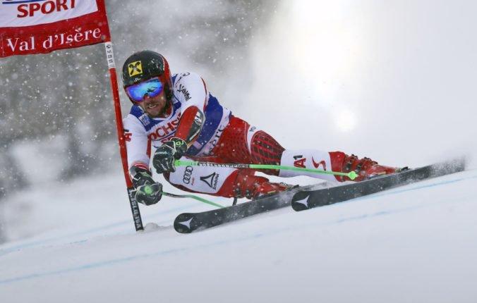 Skvelý Hirscher dosiahol vo Val d´Isere svoj 60. triumf, Adam Žampa sa prebojoval do Top 30