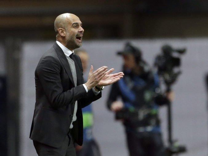 Video: ManCity prehral a stratil líderský post, tréner Guardiola však chváli svojich hráčov