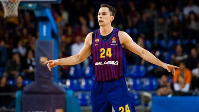 Američan so slovenskými koreňmi si užíva metropolu Katalánska, patrí medzi opory FC Barcelona Lassa
