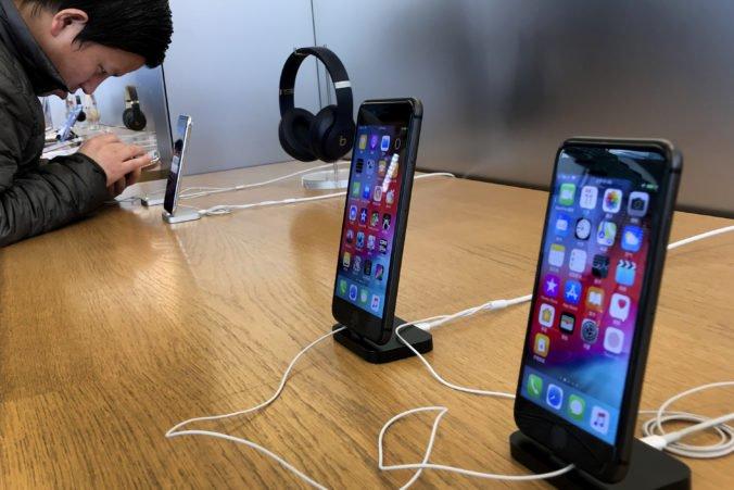 Spor medzi firmami Qualcomm a Apple pokračuje, čínsky súd zakázal predaj niektorých iPhonov