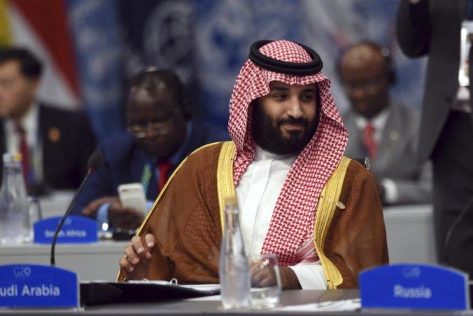 Americkí senátori obviňujú zo zodpovednosti za vraždu Chášakdžího saudskoarabského princa