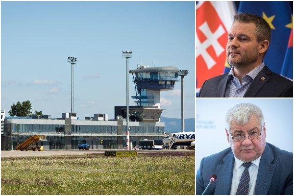 Letisko v Bratislave by mal prevádzkovať koncesionár, vláda od projektu čaká aj kvalitné služby