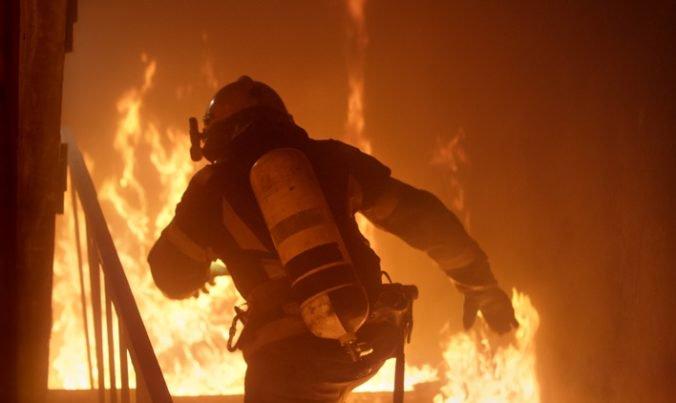 Američanka pomenovala svoje dieťa po záchranárovi, ktorý jej pomohol počas požiarov v Kalifornii