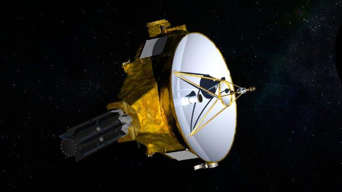 NASA čaká na signál zo sondy New Horizons, mala by poslať snímky záhadného telesa Ultima Thule
