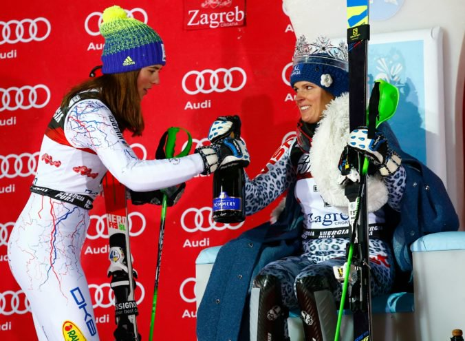 Shiffrinovej chýbala rýchlosť a bola nervózna, Velez-Zuzulová hodnotí finále slalomu v Osle