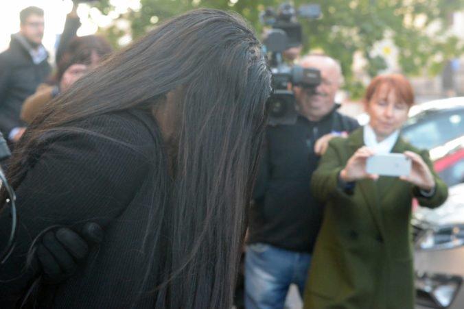 Údajná objednávateľka úkladnej vraždy Kuciaka zostáva vo väzbe