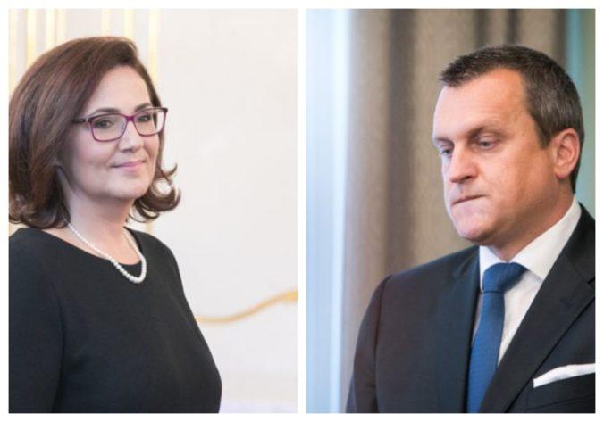 Andrej Danko stojí za ministerkou školstva Lubyovou, počká si na výsledky rozdeľovania stimulov