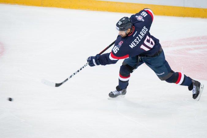 Obranca Meszároš podstúpi operáciu, v tejto sezóne KHL sa už v drese HC Slovan Bratislava neobjaví