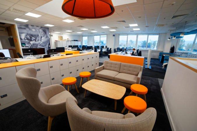 Tesco je finalistom ankety Office roka 2018