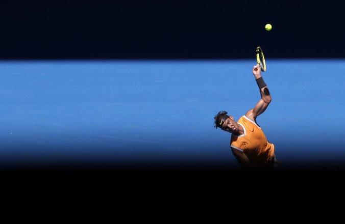 Video: Nadal pokračuje na Australian Open bez straty setu, v treťom kole ho vyzve domáci tínedžer