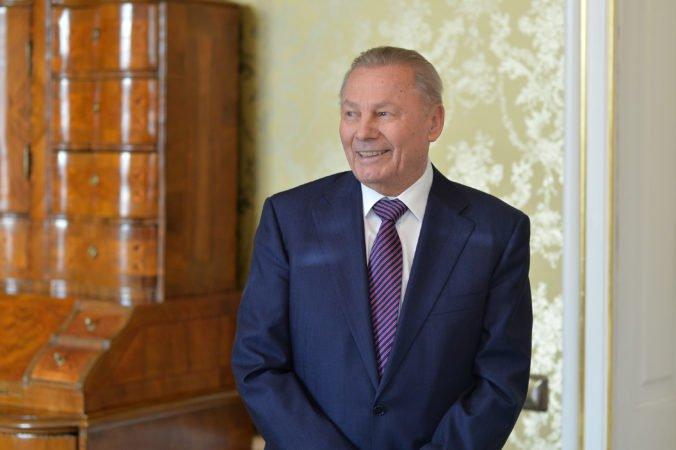 Univerzita Pavla Jozefa Šafárika udelí exprezidentovi Schusterovi titul doctor honoris causa