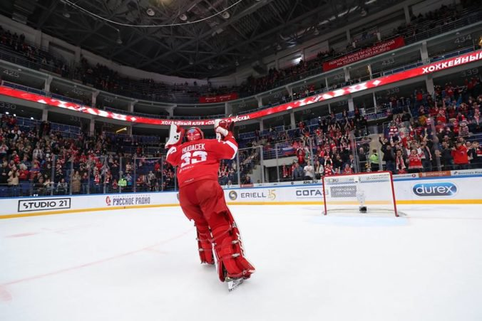Brankár Hudáček bude kapitánom tímu Bobrovovej divízie v Zápase hviezd KHL