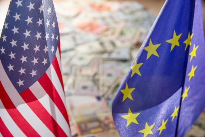 Európska únia nechce, aby obchodné rokovania s USA zahŕňali aj poľnohospodárstvo