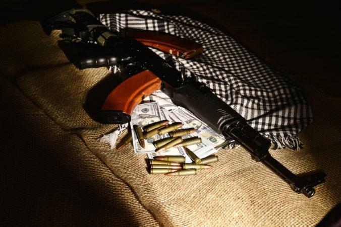 Polícia rozbila sieť podozrivú z financovania terorizmu, pri razii zatkli desiatky ľudí