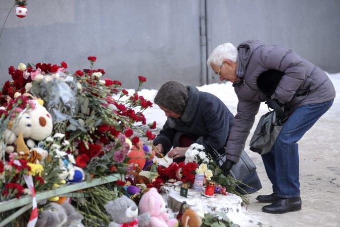 Ruské úrady odmietli tvrdenia, že za zrútením budovy v Magnitogorsku boli teroristi