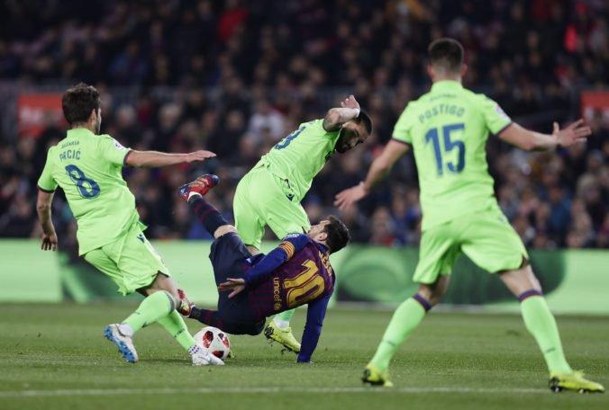 Video: FC Barcelona si zahrá štvrťfinále Copa del Rey, odvetu osemfinále zvládol aj Espanyol
