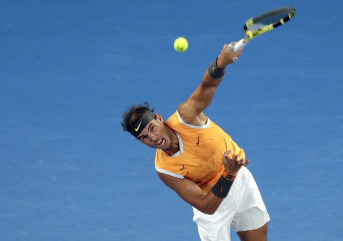 Video: Nadal aj do tretice prekonal domácu prekážku, na Australian Open postúpil do ďalšieho kola