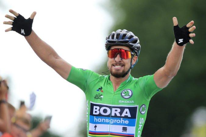 Sagan je v novom etapovom renkingu na 16. mieste, v rebríčku UCI World mu patrí štvrtá pozícia