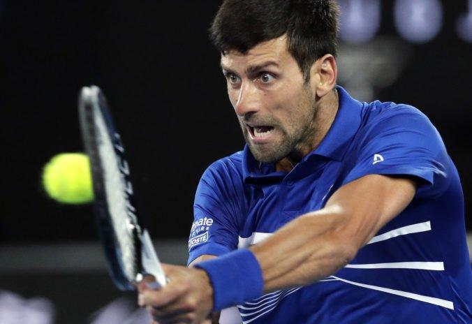 Video + foto: Djokovič nedal Nadalovi vo finále žiadnu šancu, z Australian Open si odnáša siedmy titul