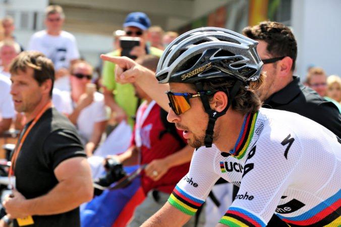 Video: Peter Sagan skončil v prvej etape Vuelta a San Juan v elitnej desiatke