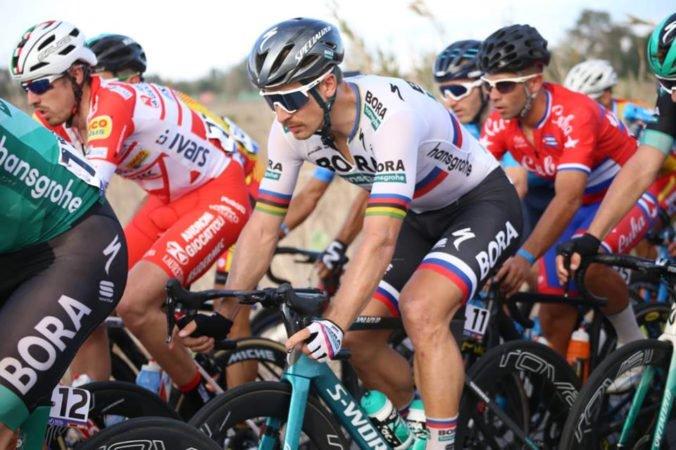 Video: Skvelý Peter Sagan skončil tretí v druhej etape Vuelta a San Juan
