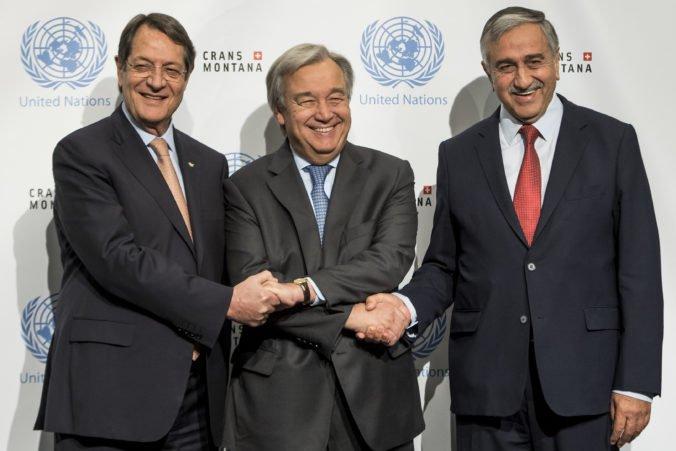 Bezpečnostná rada OSN vyzvala lídrov Cypru, aby začali znovu rokovať o zjednotení ostrova