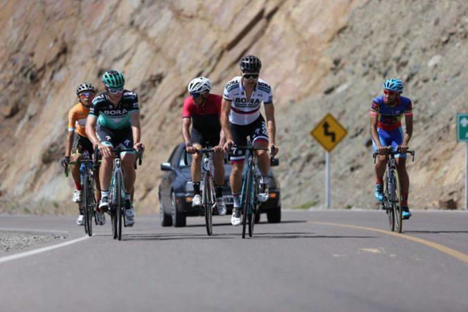 Video: Kráľovská etapa na Vuelta a San Juan patrila Anaconovi, Sagan vycúval z najlepšej desiatky