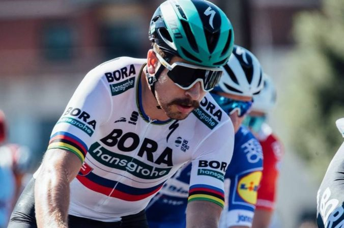 Video: Šiesta etapa na Vuelta a San Juan patrila Tivanimu, Sagan s polminútovým mankom