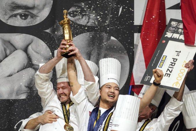 Vo Francúzsku krajiny súťažili vo varení, výherca zaujal jednoduchosťou a domácimi prísadami