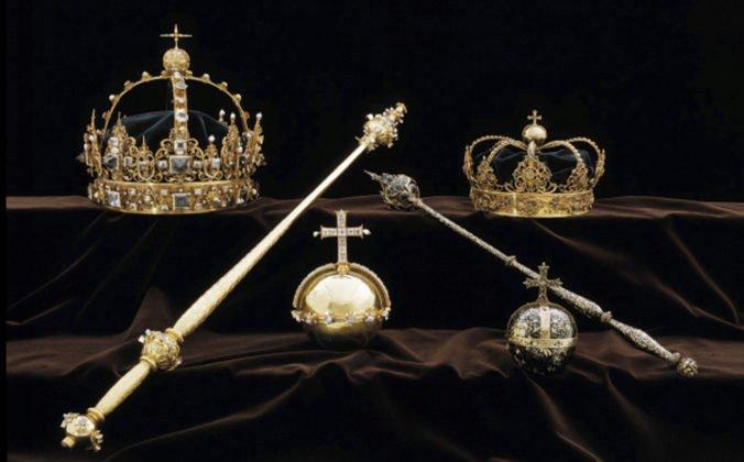 Švédska polícia zrejme našla ukradnuté kráľovské klenoty z katedrály v Strängnäse