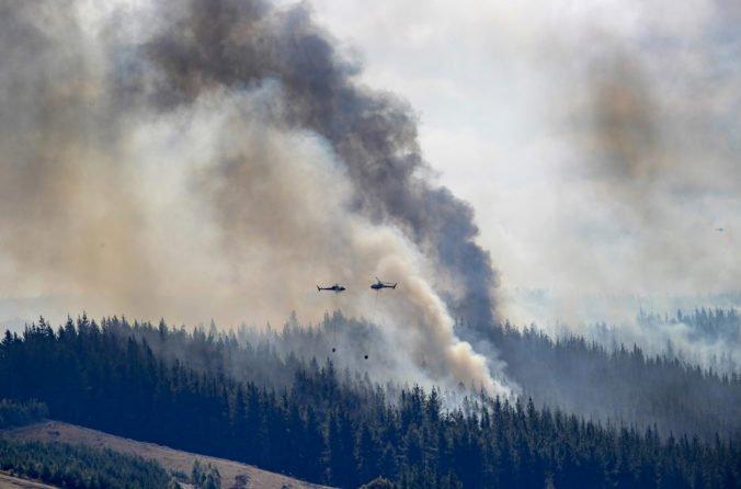 Hasiči na Novom Zélande pokračujú v boji s požiarom, tisíckam obyvateľov dovolili vrátiť sa domov